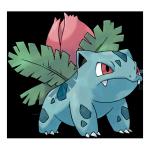 Ивизавр из Pokemon GO