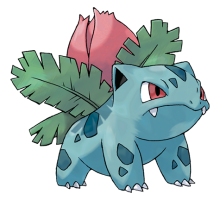 №002 Ивизавр (Ivysaur)