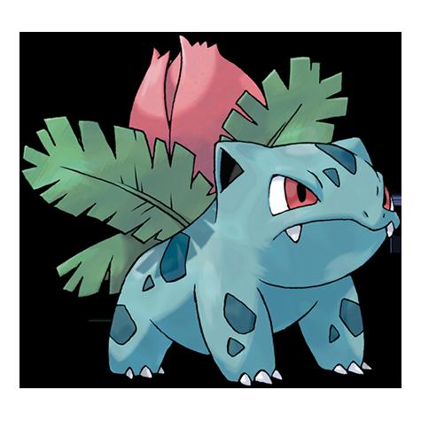 Покемон Ивизавр