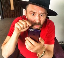 Сергей Шнуров спел песню про Pokemon GO