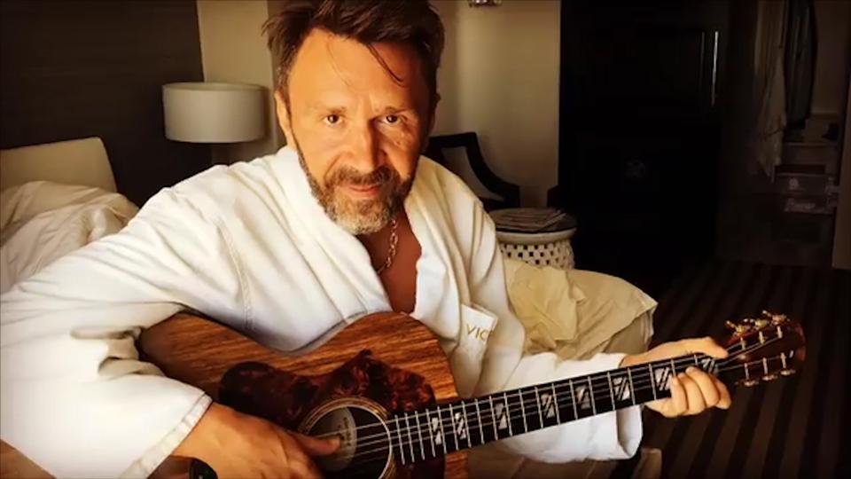 Песня Сергея Шнурова про Покемон ГО