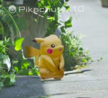 AR режим в Pokemon GO: как включить/отключить и почему не работает?