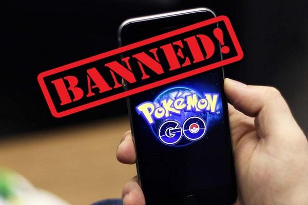 Как снять бан в игре Pokemon GO?