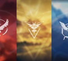 Как выбрать и сменить команду в Pokemon GO?