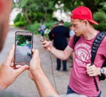 Люди только сходят с ума от Pokemon GO или уже сошли?