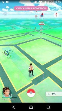 Как передвигаться в Pokemon GO?