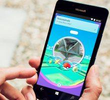 Как установить Pokemon Go на Windows Phone?