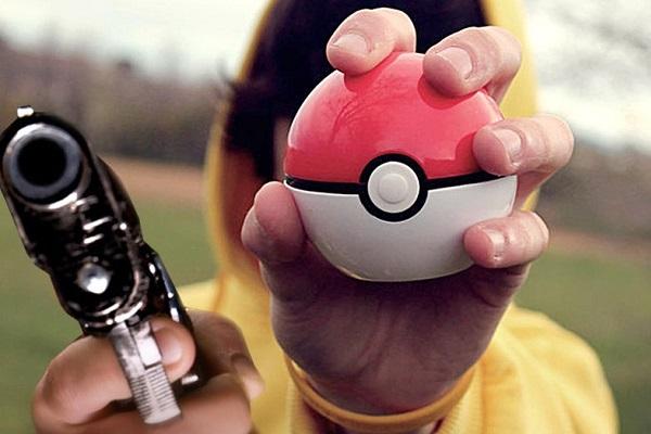 стрельба по игрокам в покемон гоу