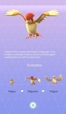 Покедекс в Pokemon GO