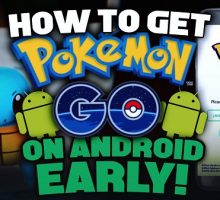 Как установить Pokemon GO на Android?