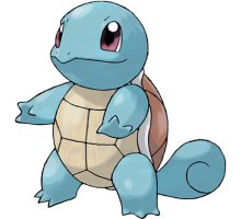 №007 Сквиртл (Squirtle)