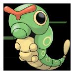 Катерпи из Pokemon GO