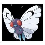 Баттерфри из Pokemon GO