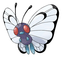 №012 Баттерфри (Butterfree)