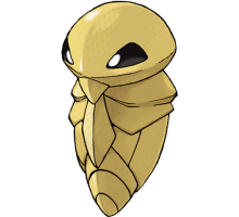 №014 Какуна (Kakuna)