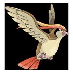 Пиджит из Pokemon GO
