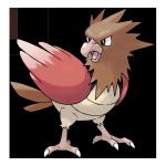 Спироу из Pokemon GO