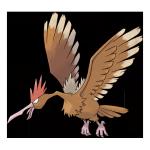 Фироу из Pokemon GO