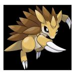 Сэндслэш из Pokemon GO