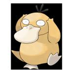 Псидак из Pokemon GO