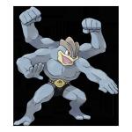 Мачамп из Pokemon GO