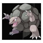 Голем из Pokemon GO