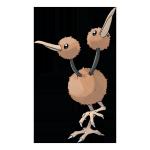 Додуо из Pokemon GO
