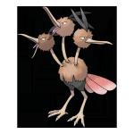 Додрио из Pokemon GO
