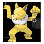 Гипно из Pokemon GO