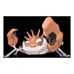 Кинглер из Pokemon GO