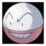 Электрод из Pokemon GO