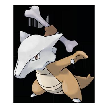 Маровак из Pokemon GO