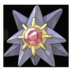 Старми из Pokemon GO