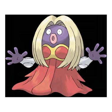 Джинкс из Pokemon GO