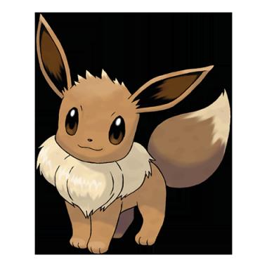 Иви из Pokemon GO