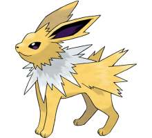 №135 Джолтеон (Jolteon)