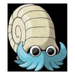 Оманит из Pokemon GO