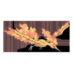 Молтрес из Pokemon GO
