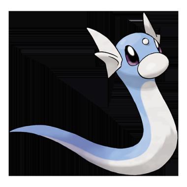 Дратини из Pokemon GO