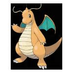 Драгонайт из Pokemon GO
