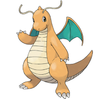 №149 Драгонайт (Dragonite)