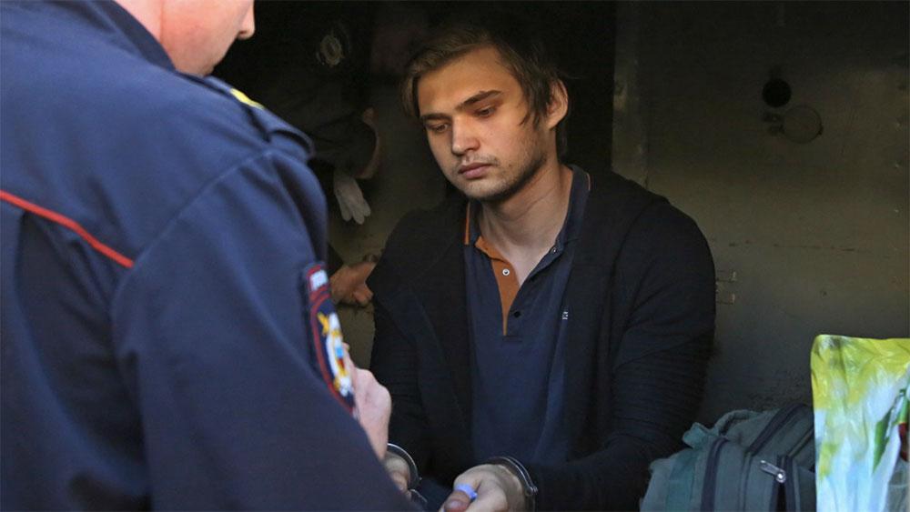 Арест Руслана Соколовского за ловлю покемонов в храме