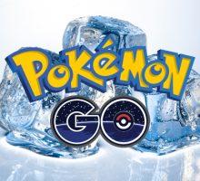 Ледяные покемоны
