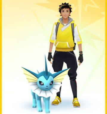 Система Buddy в обновлении Pokemon GO 0.37