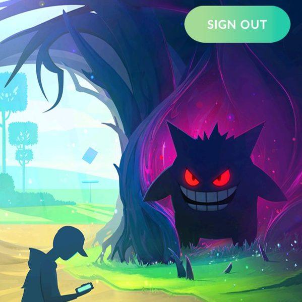 Как выйти из аккаунта игры Покемон ГО на Андроид?