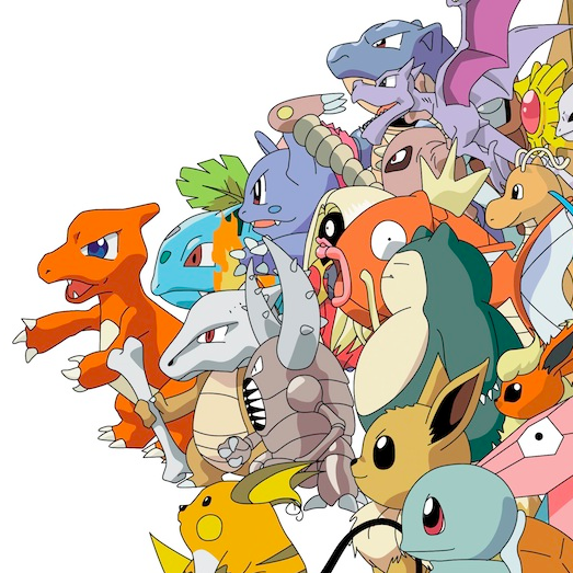 Где больше всего покемонов в Покемон ГО и почему?