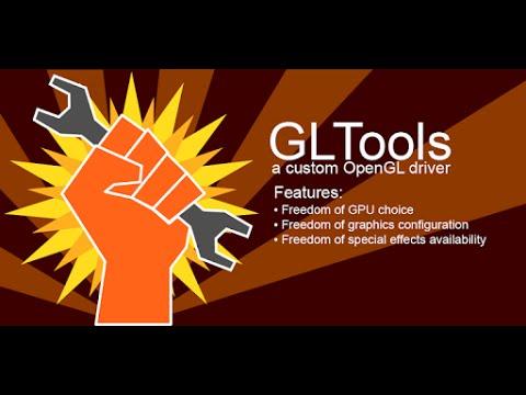 Уменьшение системных требований Покемон Гоу с помощью GLTools
