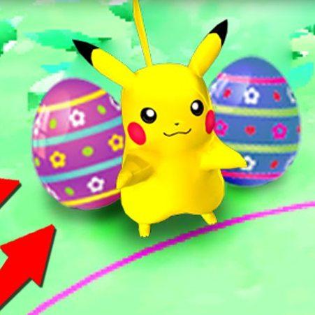 Популярные и новые пасхалки Pokemon GO