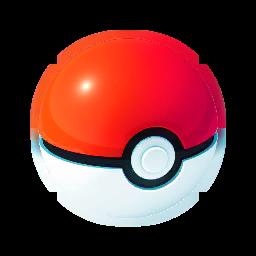 Покебол в Pokemon GO