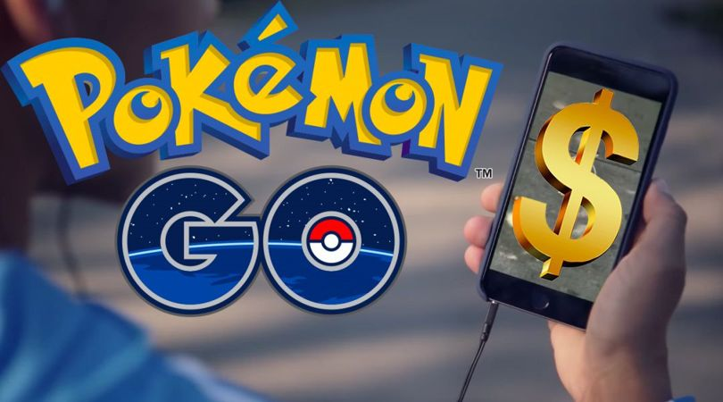 Разрешена ли продажа аккаунтов Pokemon GO?